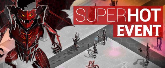 Book of Demons is....SUPERHOT!